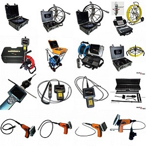 Caméra inspection de canalisation