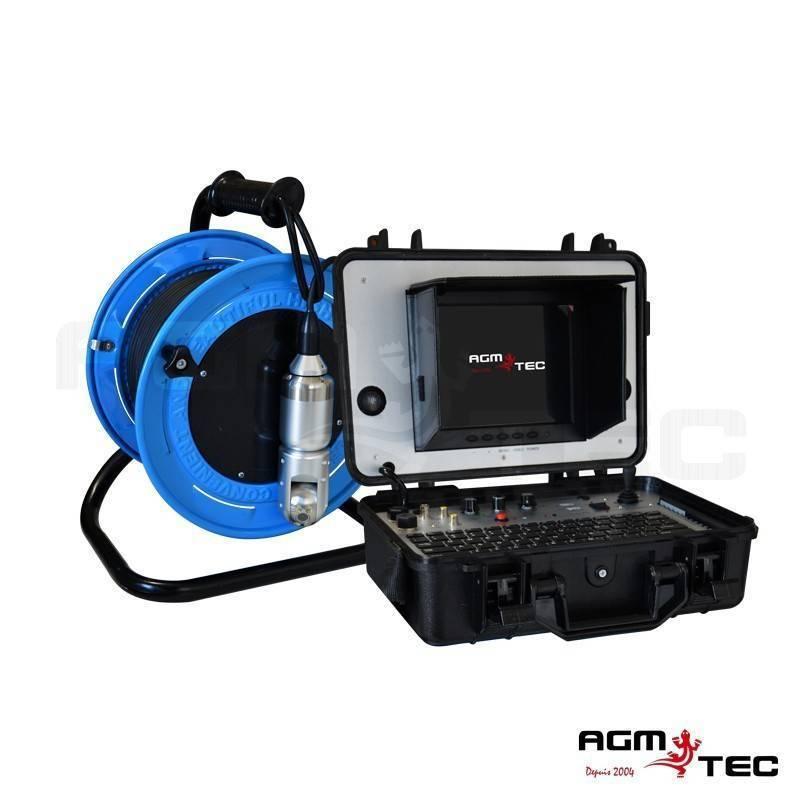 Caméra pour inspection de puits de forages