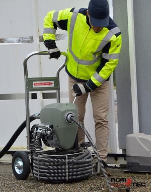 Fabricant déboucheur éléctrique canalisations