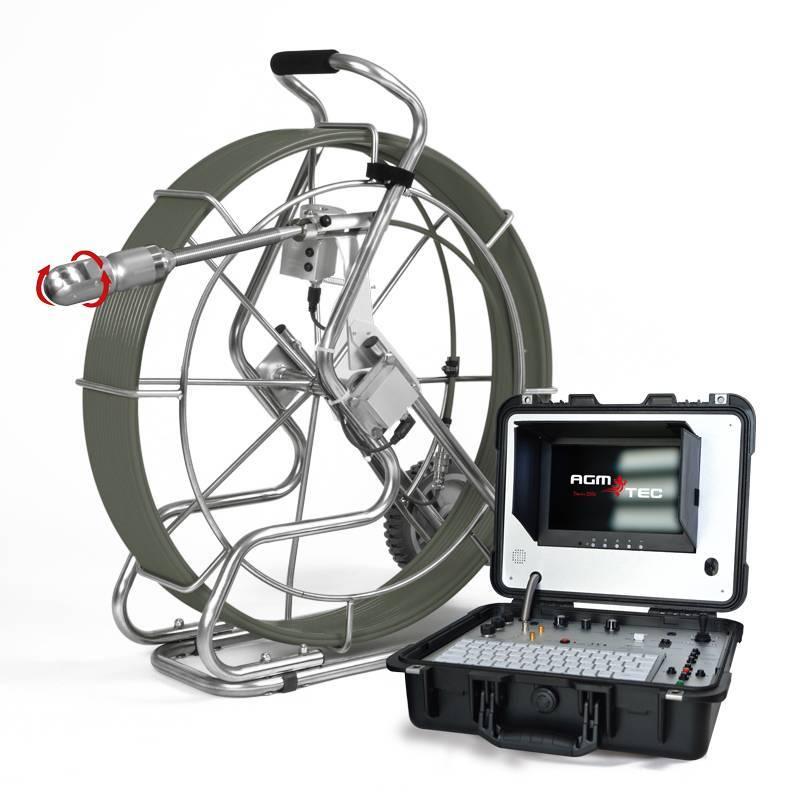 Matériel d'inspection vidéo des canalisations