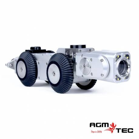 Robot inspection vidéo assainissement