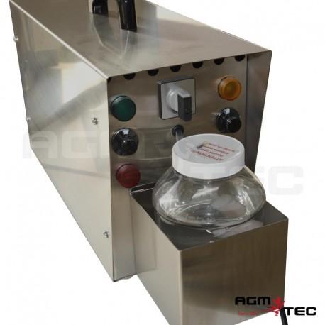 Systéme de fumée pour test d'étanchéité