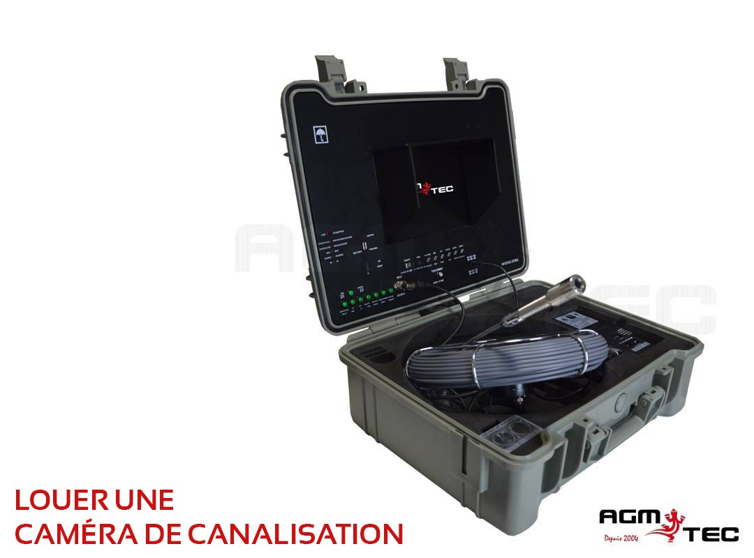 Cam ra canalisation location pour l 39 inspection d - Location camera canalisation ...