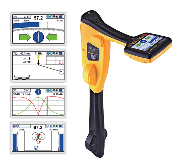 détecteur vLoc 3 Pro vivax Metrotech