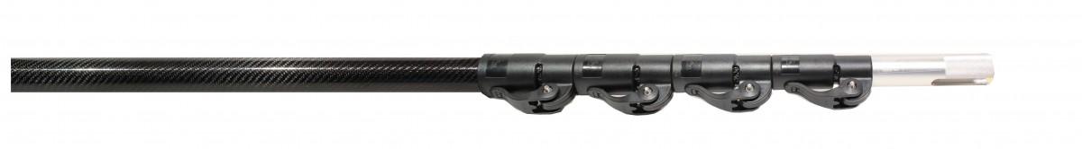 télescope caméra zoom pour canalisations