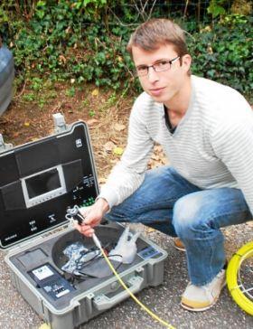 AGM-TEC: Nouvelle entreprise. BR inspection-vidéo-canalisations