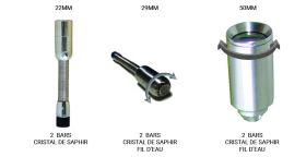 Une large gamme de caméra endoscopique pour tout type de projets en bâtiments et travaux publics