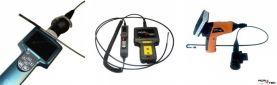 Inspecter avec un endoscope industriel souple | AGM TEC