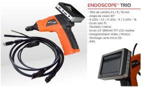Achat endoscope industriel mais aussi la location d'endoscopes ou video endoscopes - AGM TEC