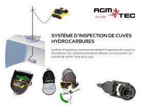 Si vous recherchez une caméra d'inspection pour cuves et réservoirs pour vos inspections visuelles