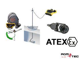Caméra inspection de canalisation ATEX, pour une inspection vidéo en zones dangereuses ou explosives