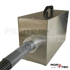 Le générateur de fumée pour test d'étanchéité des canalisations