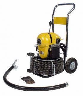 Le déboucheur électrique de canalisations - AGM TEC