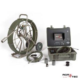 A la recherche d'une caméra d'inspection professionnelle économique ? Découvrez la Tubicam® Trio !