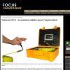 Parution sur Focus Numerique