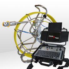 Inspection télévisée ,des canalisations et assainissement enterrées - AGM TEC