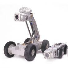 Caméra d'inspection vidéo robotisée l'inspections des réseaux