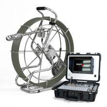 Inspection vidéo des réseaux d'assainissement - AGM TEC