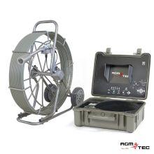 Système inspection télévisée poussée - inspection télévisée