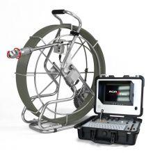La Tubicam® XL 360HAD est un matériel d'inspection vidéo de canalisations